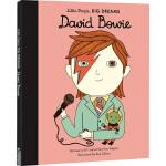 David Bowie 大卫鲍威 Little People Big Dreams 小小孩大梦想系列 男孩篇 儿童艺术