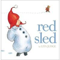 【预订】Red Sled 9781442420076