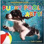 【预订】Puppy Pool Party!: An Underwater Dogs Adventure 9780316