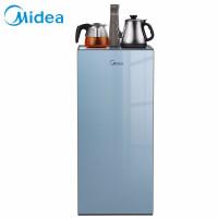 美的饮水机 家用办公下置式冷热型茶吧机饮水器YD1103S
