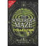 【预订】The Sorcerer's Maze Collection: Three Books in One