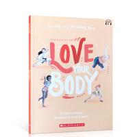 英文原版 Learning To Love Your Body (with audio on StoryPlus) 鼓��