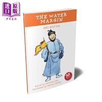【中商原版】Real Reads:The Water Margin,N 文学入门:水浒传 儿童经典故事插图小说 平装 英
