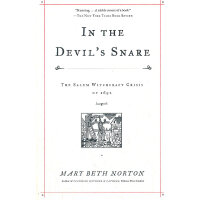 IN THE DEVIL'S SNARE(ISBN=9780375706905) 英文原版
