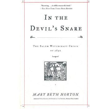 IN THE DEVIL'S SNARE(ISBN=9780375706905) 英文原版