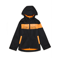 安踏童装男童梭织上衣儿童运动上衣中大童梭织外套35938620R