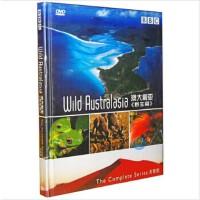 BBC纪录片 澳大利亚《野生篇》 D9高清 3DVD碟 视频 光盘