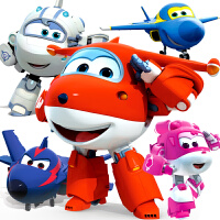 奥迪双钻 超级飞侠公仔玩偶 儿童玩具 变形机器人小飞机 乐迪 多多 酷飞 小爱 卡文 胡须爷爷 小青 包警长 金宝 大