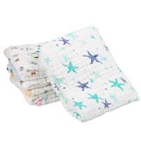 婴儿浴巾儿童纱布被子新生儿宝宝洗澡毛巾被夏季薄款柔软吸水