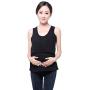 慈颜孕妇装加绒加厚背心喂奶衣哺乳衣月子服家居服上装JCR1088