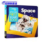 英文原版 National Geographic Kids Little Kids First Board Book: