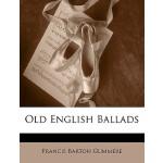 【预订】Old English Ballads