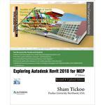 【预订】Exploring Autodesk Revit 2018 for Mep 9781942689911