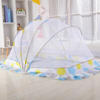 婴儿小孩床蚊罩蒙古包无底可折叠婴儿蚊帐宝宝蚊帐儿童蚊帐