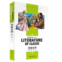 悲惨世界 中小学生新课标课外阅读・世界经典文学名著必读故事书 名师精读版
