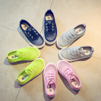 儿童网鞋女童鞋宝宝鞋镂空透气网面男童单网布鞋