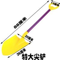 玩具铲子 儿童沙滩玩具沙滩铲子玩雪铲子塑料铲子玩决明子铲子黄荆子铲子