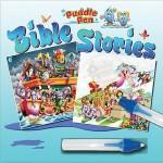 【预订】Bible Stories [With Paint Pen]