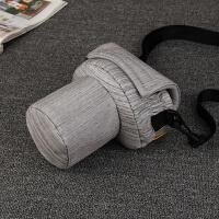 简约猪头包单反相机包摄影包D 800D 700D尼康 D00内胆包