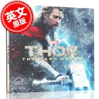 现货 雷神2 黑暗世界 设定画集英文原版 Marvel's Thor: The Dark World 雷神托尔艺术画册