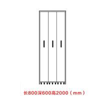 定制移动书柜推拉书橱抽屉式书架伸缩防尘置物组合柜子S-09 0.6-0.8米宽