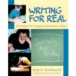 【预订】Writing for Real: Strategies for Engaging Adolescent Wr