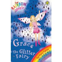 Rainbow Magic: The Party Fairies: 17: Grace The Glitter Fairy彩虹仙子#17闪离仙子ISBN9781843628200