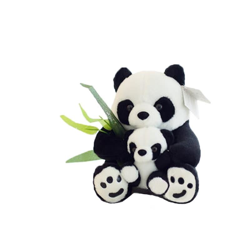 熊猫公仔毛绒玩具玩偶抱枕黑白大抱抱熊女生布娃娃女孩生日礼物小   因年底放假,1月26日-2月11日订单将于2月12日开始陆续发出,介意慎拍。住各
