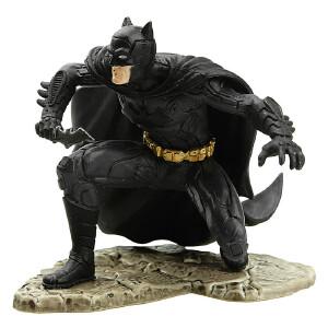 [当当自营]Schleich 思乐 DC超级漫画英雄系列 俯身的蝙蝠侠 仿真塑胶模型收藏玩具动漫周边 S22503