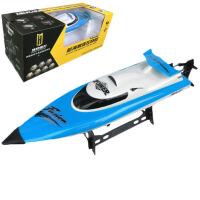 摇控船 高中低速充电遥控快艇迷你电动赛艇遥控船摇控游轮船男孩玩具小船