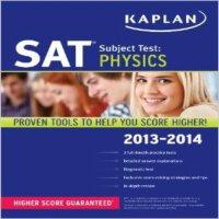 [现货]Kaplan SAT Subject Test Physics 2013-2014