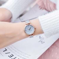 手表女学生韩版时尚潮流新款小众女士dw防水ins风