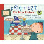 【预订】Peg + Cat: The Pizza Problem 9780763692469