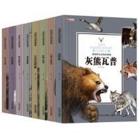正版8册 西顿野生动物故事集 小学生课外阅读书籍四五六年级 野马飞毛腿儿童读物00