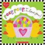 Peep, Peep, I Love You!( 货号:9781338243147)