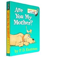 [现货]英文原版 Are You My Mother ?你是我的妈妈吗?早教绘本纸板书