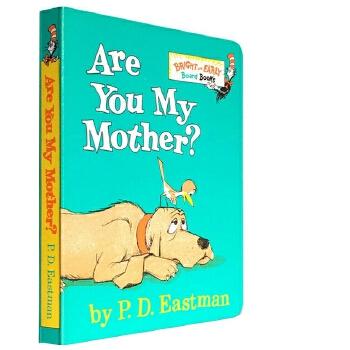[现货]英文原版 Are You My Mother ?你是我的妈妈吗?早教绘本纸板书 小纸板书为低幼儿童准备.内容较为精简,外观较为精装。