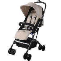 婴儿推车高景观可坐可躺超轻便折叠避震儿童口袋车手推小车