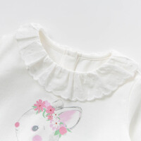 davebella戴维贝拉2020春装新款女童T恤宝宝洋气卡通上衣DBZ13496