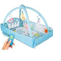 婴儿脚踩音乐床 新生婴儿脚踏钢琴健身架器踩宝宝玩具0-1岁3-6-12个月男女孩