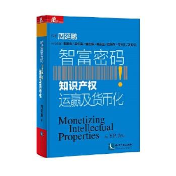 智富密码:知识产权运赢及货币化(pdf+txt+epub+azw3+mobi电子书在线阅读下载)