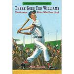 【预订】There Goes Ted Williams: Candlewick Biographies: The Gr