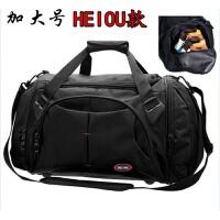 男士旅行包 手提旅行包旅行袋 容量肩背 防水挎包 加号!EIO款