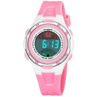 儿童防水户外运动电子表LED女孩电子手表