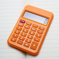 可爱便携掌上袖珍型迷你小计算器学生考试财务计算器
