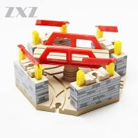 木制火车轨道配件 隧道 房子 兼容木质托马斯轨道布里奥玩具 店铺内有很多散装轨道,欢迎查看