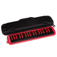 孔声口风琴37键学生课堂初学者练习口风琴演奏乐器送吹管琴包