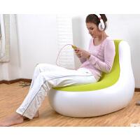 新品便携舒适充气沙发  彩色沙发家居舒适情侣靠背单人沙发