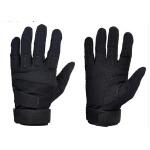 百搭防割触屏手套男保暖格斗手套实用战术 手套全指