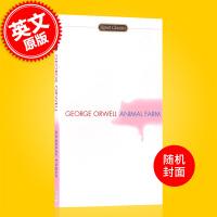 现货 动物农场庄园 英文原版小说 George Orwell Animal Farm 乔治奥威尔 1984作者 经典英文